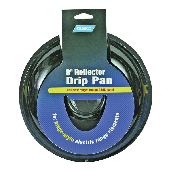 Picture of CAMCO 00433 Drip Pan, 8 in Dia