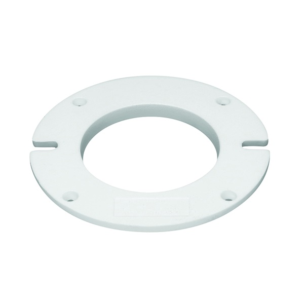 Picture of Oatey 43519 Closet Flange Spacer, PVC, White, For: Closet Flange