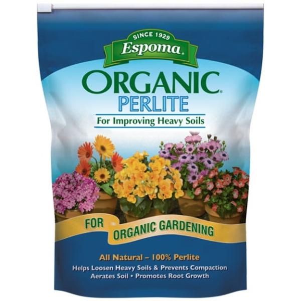Picture of ESPOMA PR8 Perlite Soil, 8 qt Package, Bag