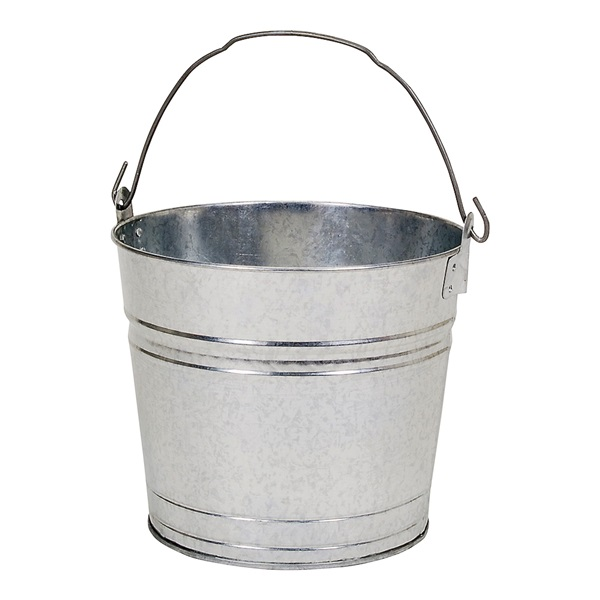 Picture of Behrens 1210GS Pail, 10 qt Capacity, Galvanized Steel