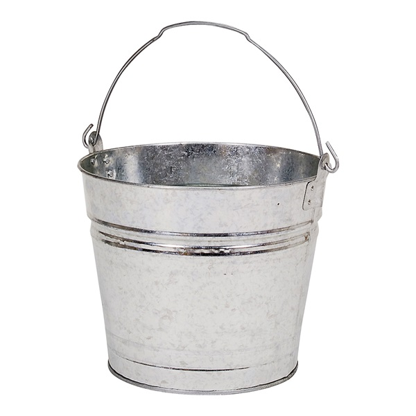 Picture of Behrens 1212GS Pail, 12 qt Capacity, Galvanized Steel
