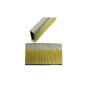 Picture of ProFIT 0713130 Crown Staple, 1/2 in W Crown, 2 in L Leg, 16 Gauge, Electro-Galvanized, 10000, Box