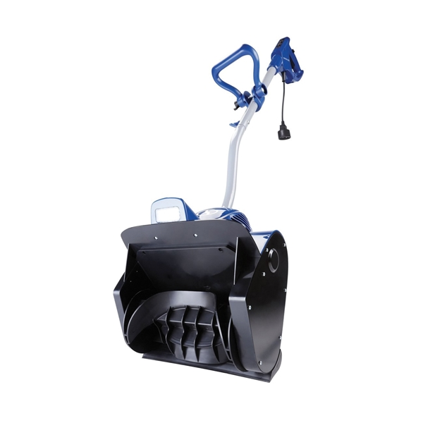 Picture of Snow Joe 324E/323E Snow Shovel, 10 A, 1 -Stage, 11 in W Cleaning, 20 ft Throw