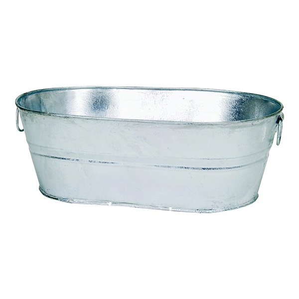 Picture of Behrens 0-0V Wash Tub, 5.5 gal Capacity, Steel