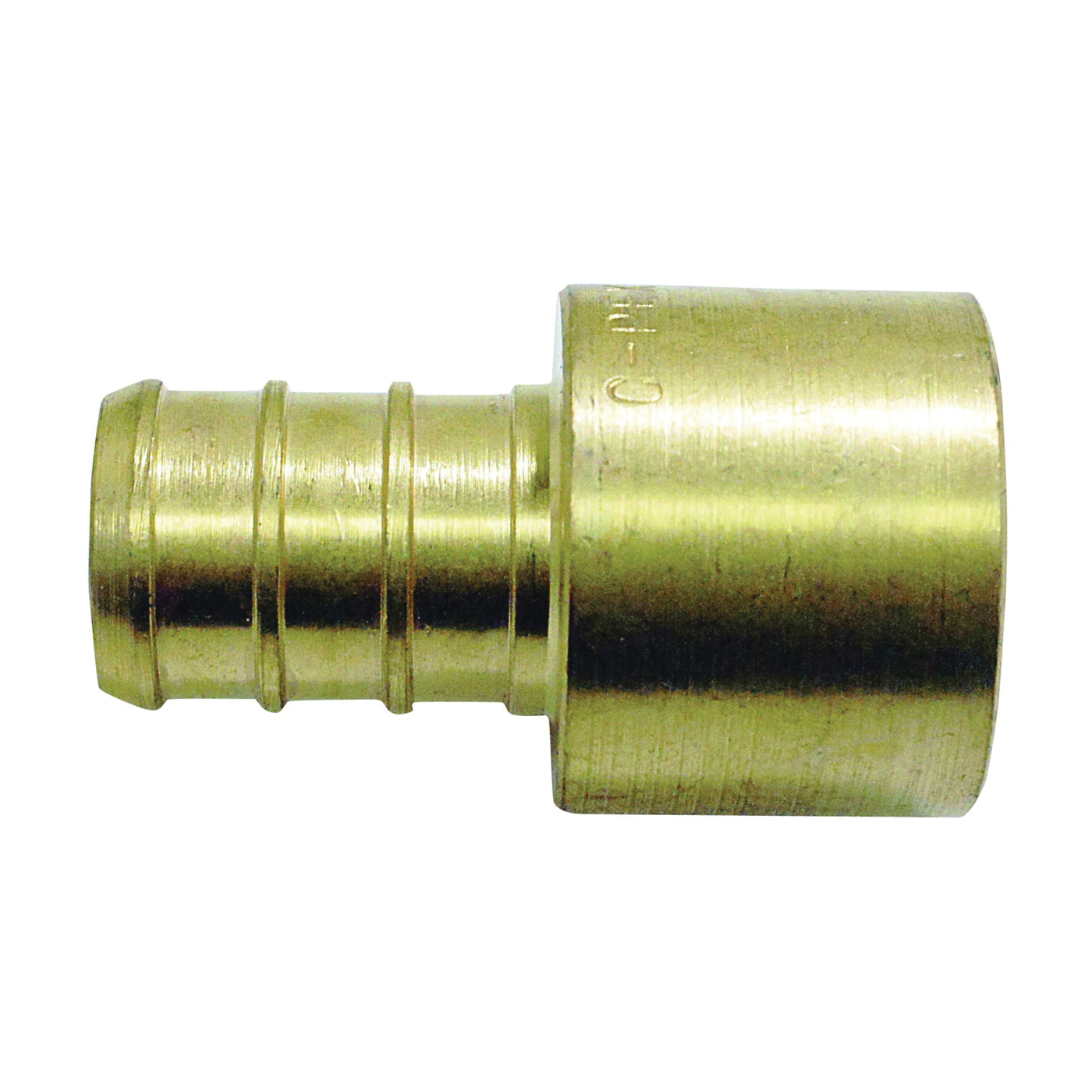 Picture of Apollo APXFS3434 Pipe Adapter, 3/4 in, PEX x Female Solder, Brass, 200 psi Pressure