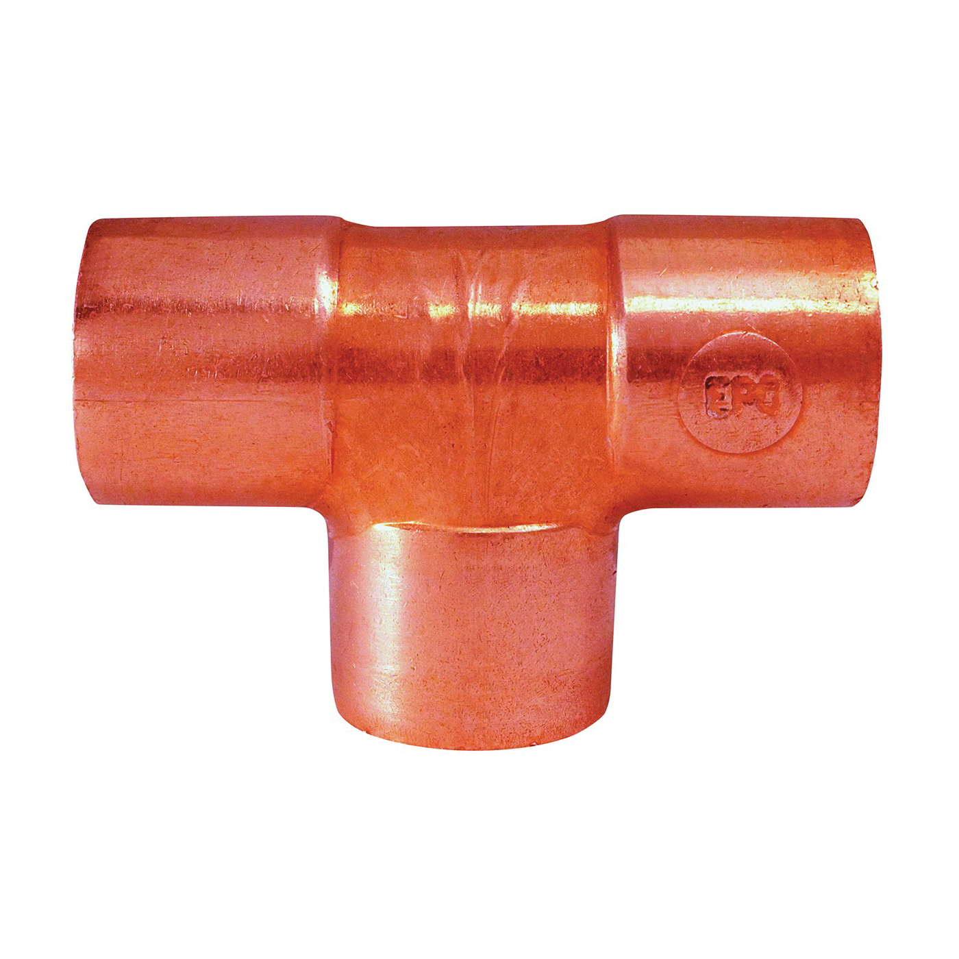 Picture of EPC 111 Series 32910 Pipe Tee, 1-1/2 in, Sweat, Copper
