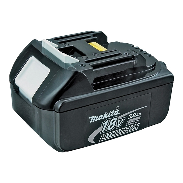 Picture of Makita BL1830B-2 Lithium Battery, 18 V Battery, 3 Ah
