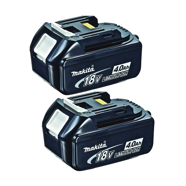 Picture of Makita BL1840B-2 Lithium Battery, 18 V Battery, 4 Ah