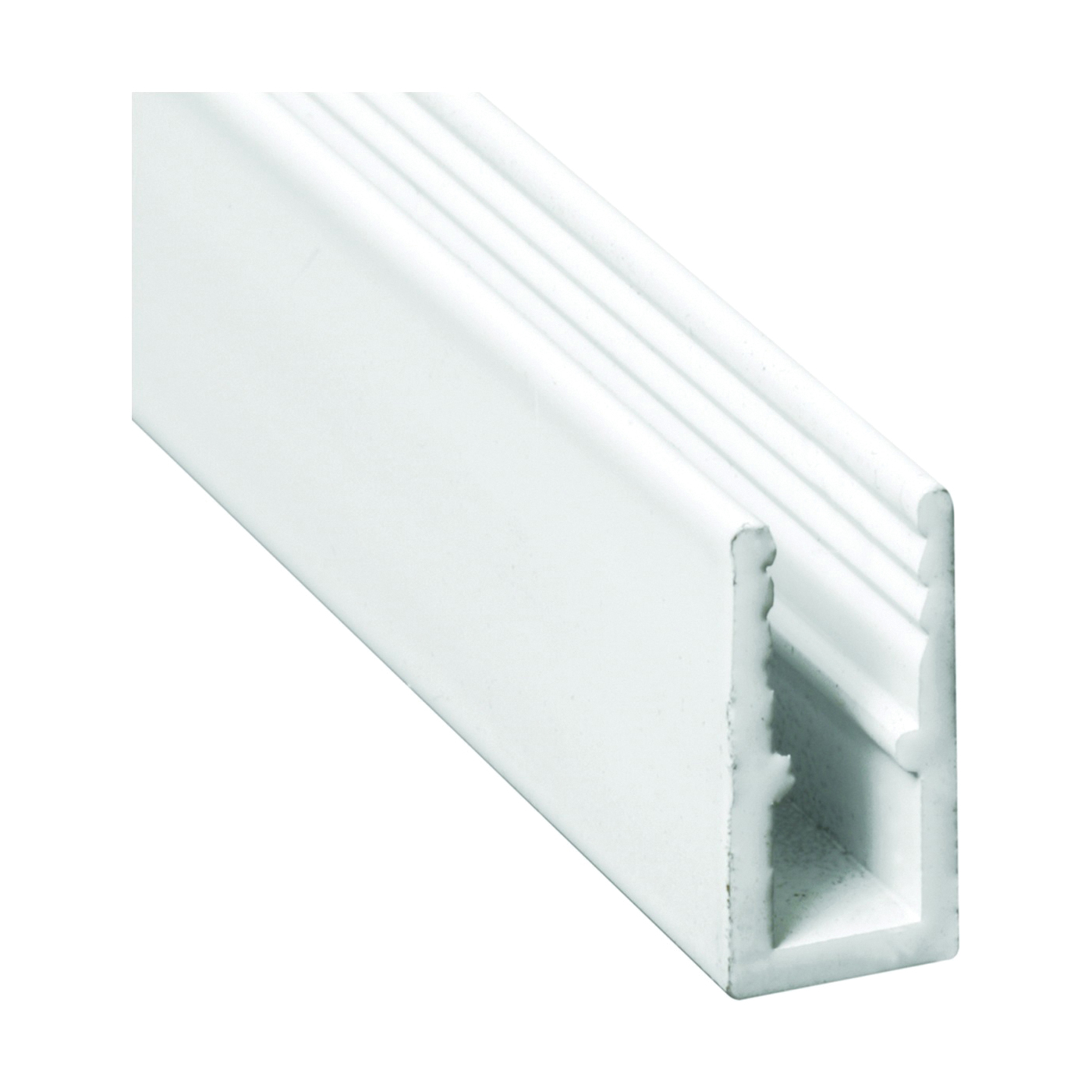 Picture of Make-2-Fit PL-14166 Window Frame, 5/8 in W, 94 in L, Aluminum, White