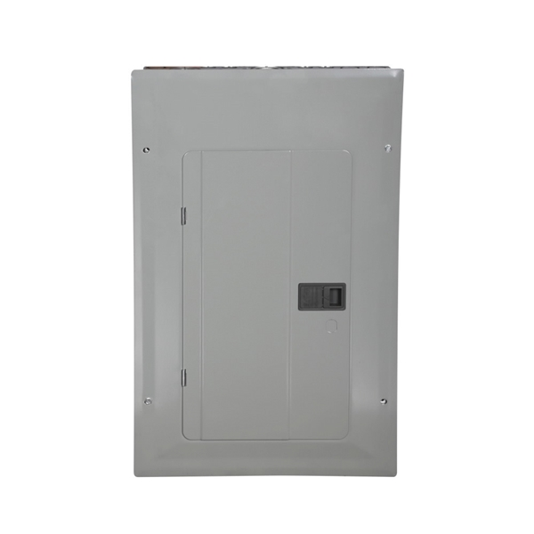 Picture of Cutler-Hammer BR Series BR2040L200G Load Center, 200 A, 20-Space, 40-Circuit, Main Lug, NEMA 1 Enclosure