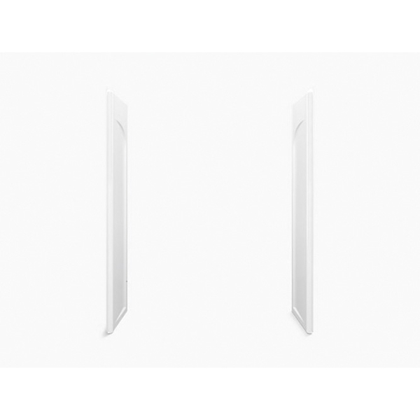 Picture of Sterling Ensemble 72175100-0 Shower End Wall Set, 30 in W, Vikrell, White, High-Gloss