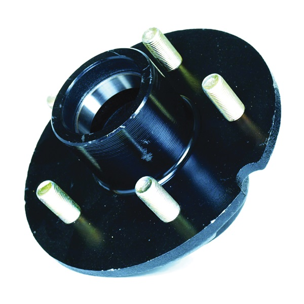 Picture of MARTIN WHEEL H5-C-PB-B Trailer Hub, 1250 lb Withstand, 5 -Bolt, 5 x 4-1/2 in Dia Bolt Circle