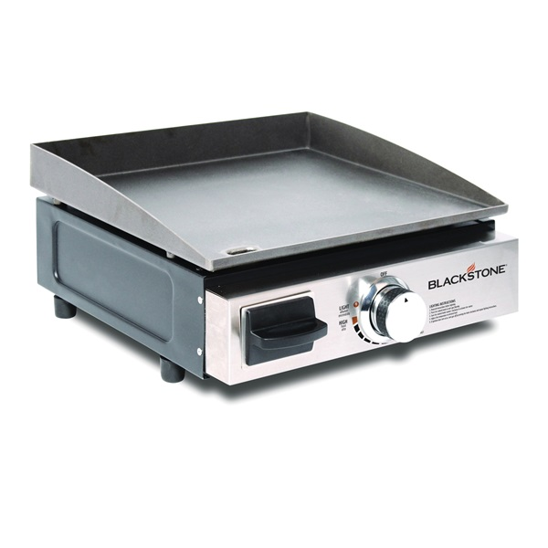 Picture of BLACKSTONE 1650 Tabletop Griddle, Stainless Steel