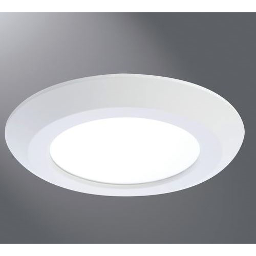 Picture of Halo SLD606930WHR Surface Downlight, 0.11 A, 120 V, 13.2 W, LED Lamp, 735 Lumens, 3000 K Color Temp