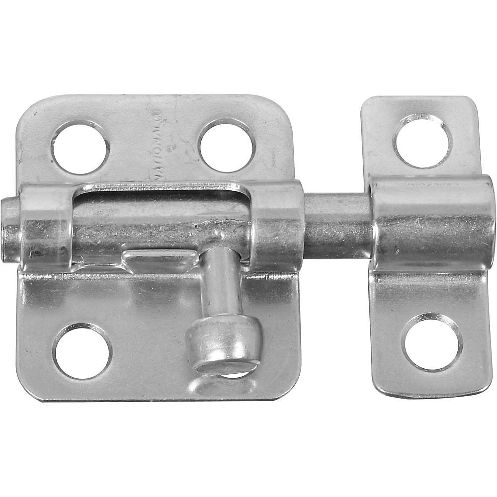 Picture of National Hardware V833 Series N151-225 Window Bolt, Steel, Zinc