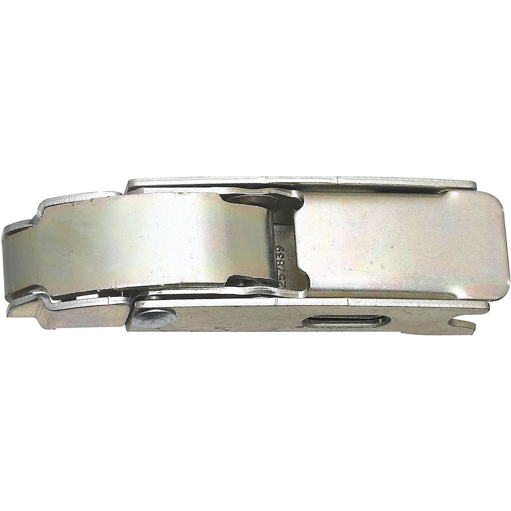Picture of National Hardware V35 Series N210-872 Draw Hasp, 4 in L, Steel, Zinc