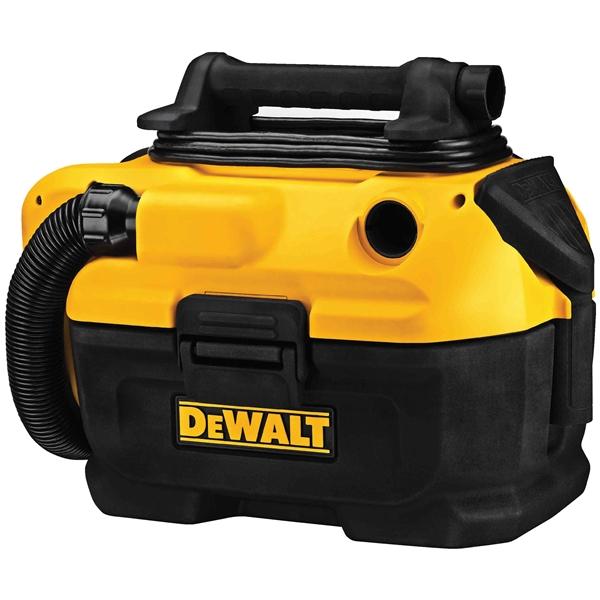 Picture of DeWALT DCV581H Wet/Dry Vacuum Cleaner, HEPA Filter