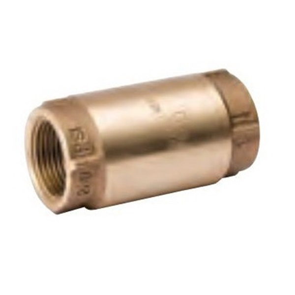 Picture of B & K ProLine 101-304NL Check Valve, 3/4 in, IPS, 200 psi Pressure, Brass Body