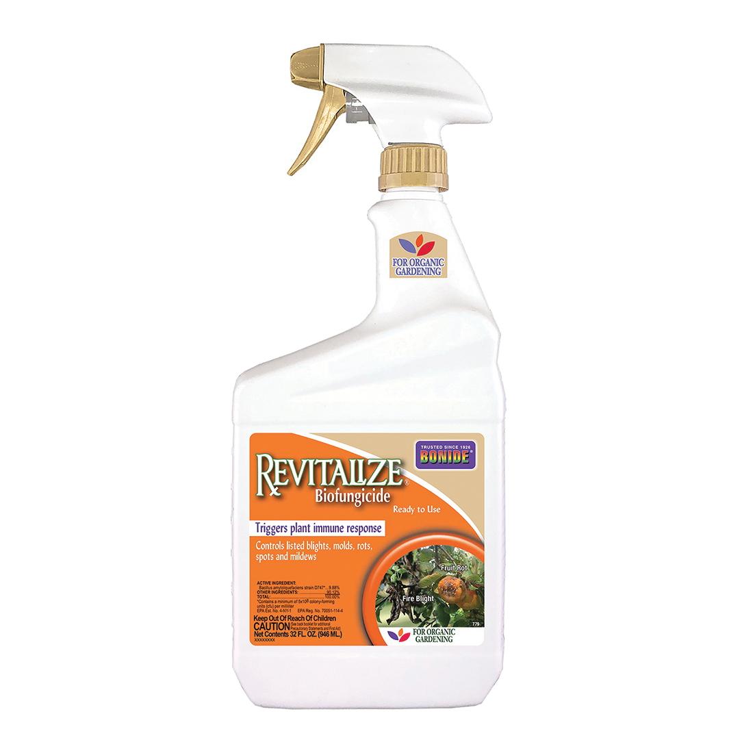 Picture of Bonide 779 Revitalize Bio Fungicide, 1 qt Package