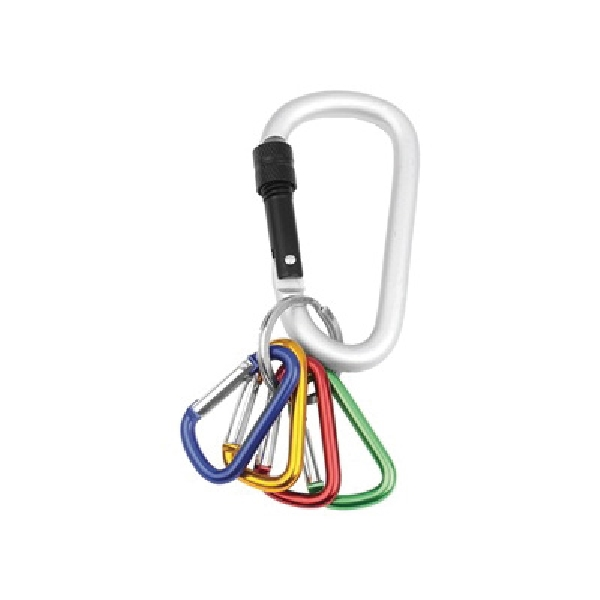 Picture of HY-KO 2GO KC602 Locking Carabiner Set