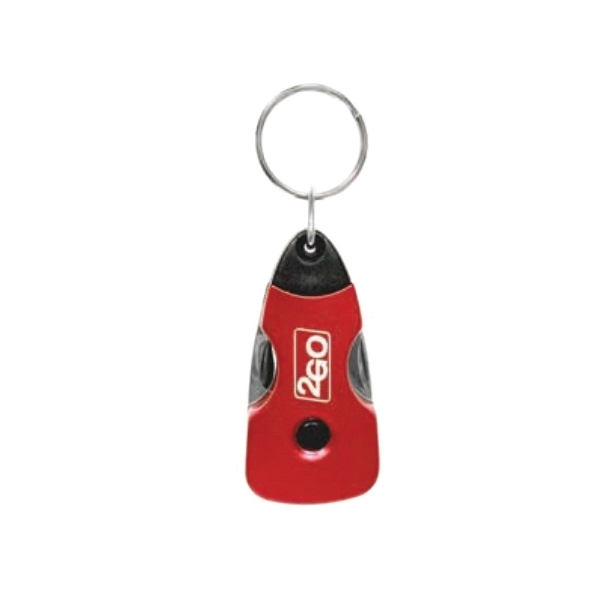 Picture of HY-KO 2GO KC624 7-in-1 LED Key Chain Multi-Tool