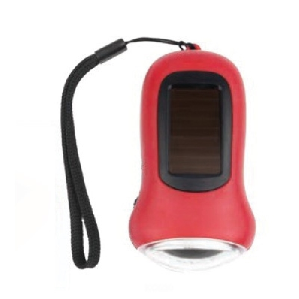 Picture of HY-KO KC630 Solar LED Crank Flashlight