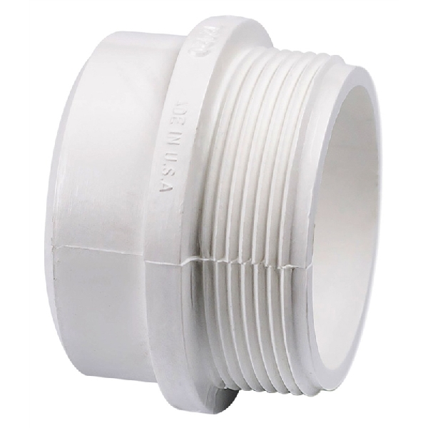 Picture of GENOVA 72420 Fitting Adapter, 2 in, 2 in MIP