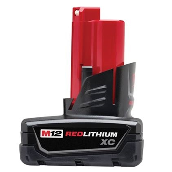Picture of Milwaukee 48-11-2402 Battery Pack, 12 V Battery, 3 Ah