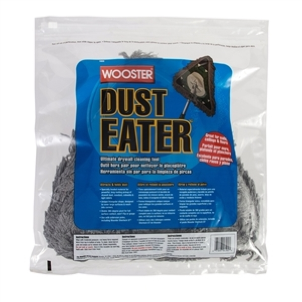 Picture of WOOSTER 1800 Duster, Fiberglass/Nylon, For: Sherlock GT Extension Pole, 2, Zip-Seal