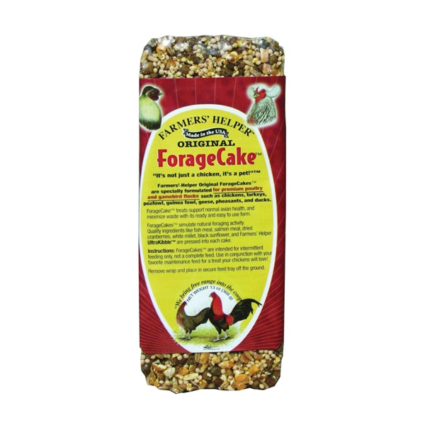 Picture of C&S Farmers' Helper CS08305 Bird Forage Cake, 13 oz Package, Pack