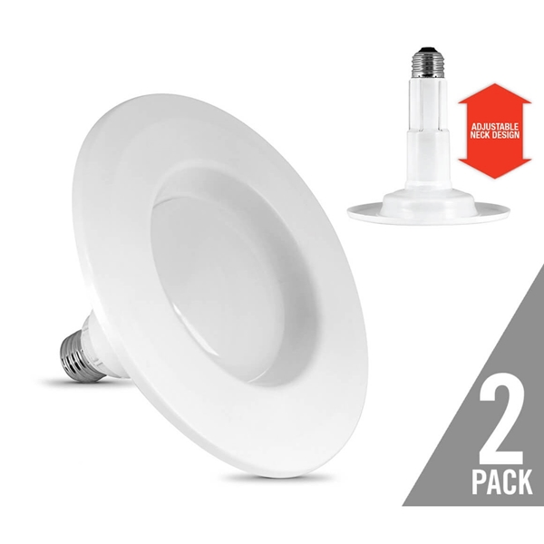 Picture of Feit Electric LEDR4/827/MED/2/R Retrofit Kit, Dimmable, Plastic