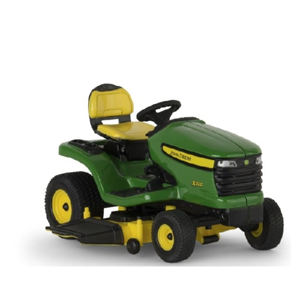 Picture of John Deere Toys 46570 Lawn Tractor, 3 and Above, Plastic, Green, 12, Pack