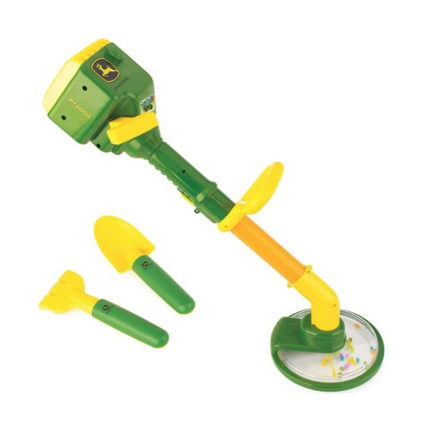 Picture of John Deere Toys 46641 Lawn and Garden Set, 2 and Above, 4, Pack