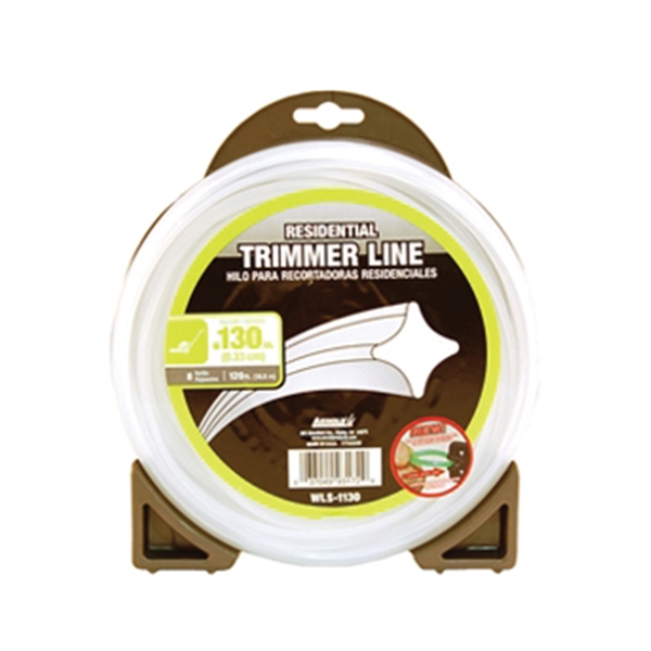 Picture of ARNOLD WLS-1130 Trimmer Line, 0.13 in Dia, 120 ft L, Nylon