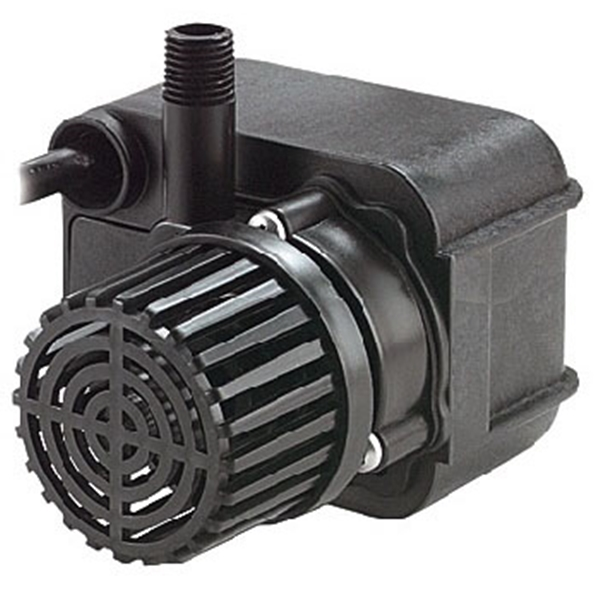 Picture of Little Giant 566608 Direct Drive Pump, 0.6 A, 115 V, 1/4 in Connection, 1 ft Max Head, 170 gph