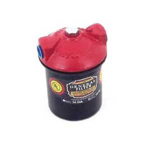 Picture of General Filters 2A-700 Oil Filter, 3/8 in Connection, NPT