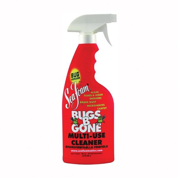 Picture of Sea Foam BUGS-B-GONE BBG1 Bug Remover, 16 oz Package, Bottle, Liquid