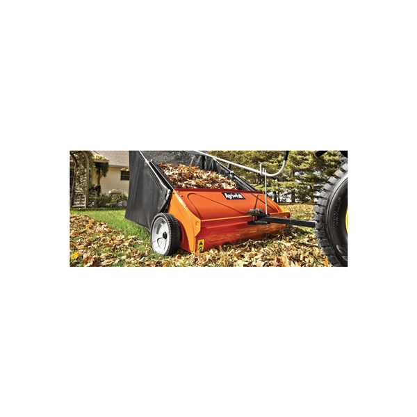 Picture of AGRI-FAB 45-0492 Lawn Sweeper, 25 cu-ft Hopper, 5.6:1 Brush to Wheel Ratio