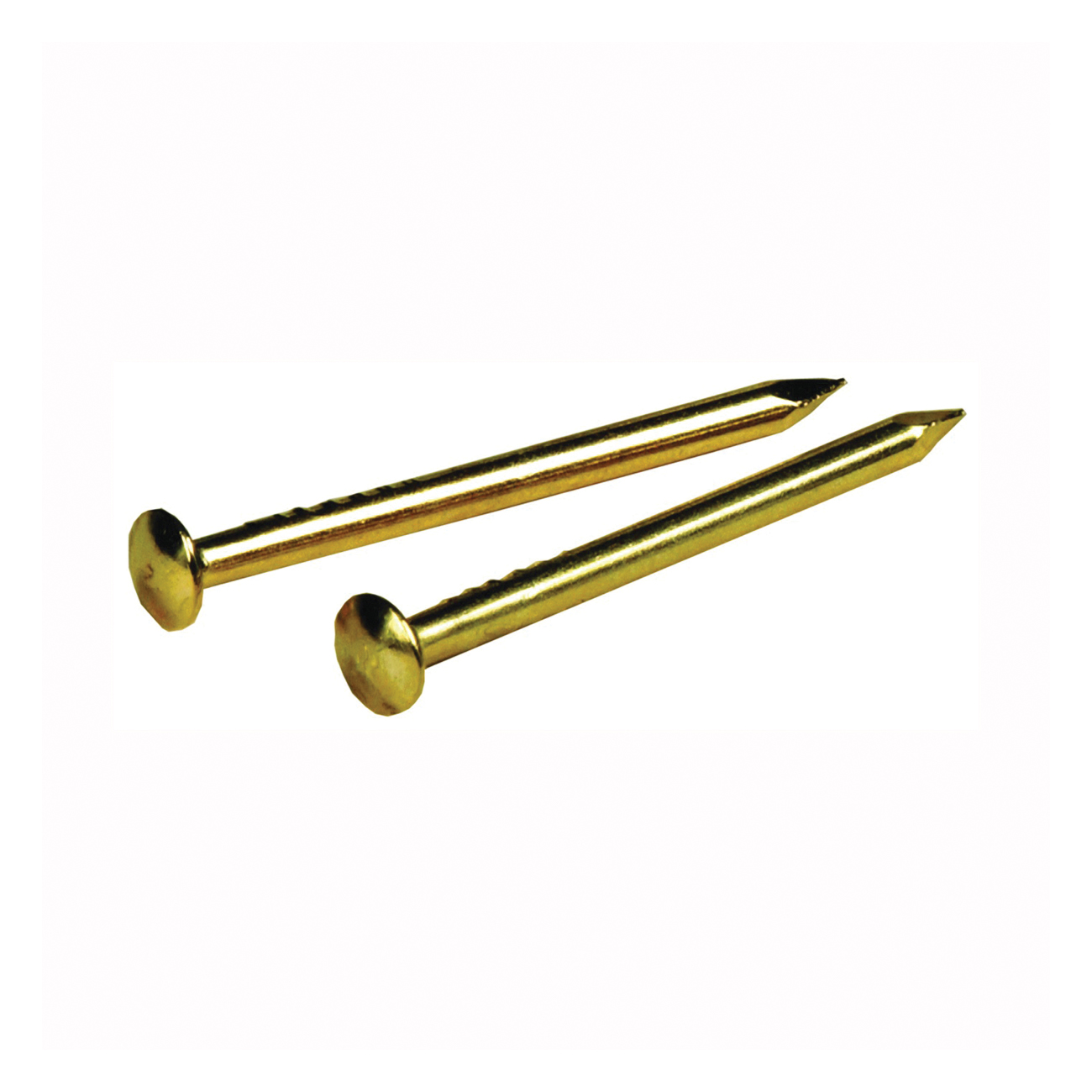 Picture of HILLMAN 122619 Escutcheon Pin, 5/8 in L, Steel, Brass