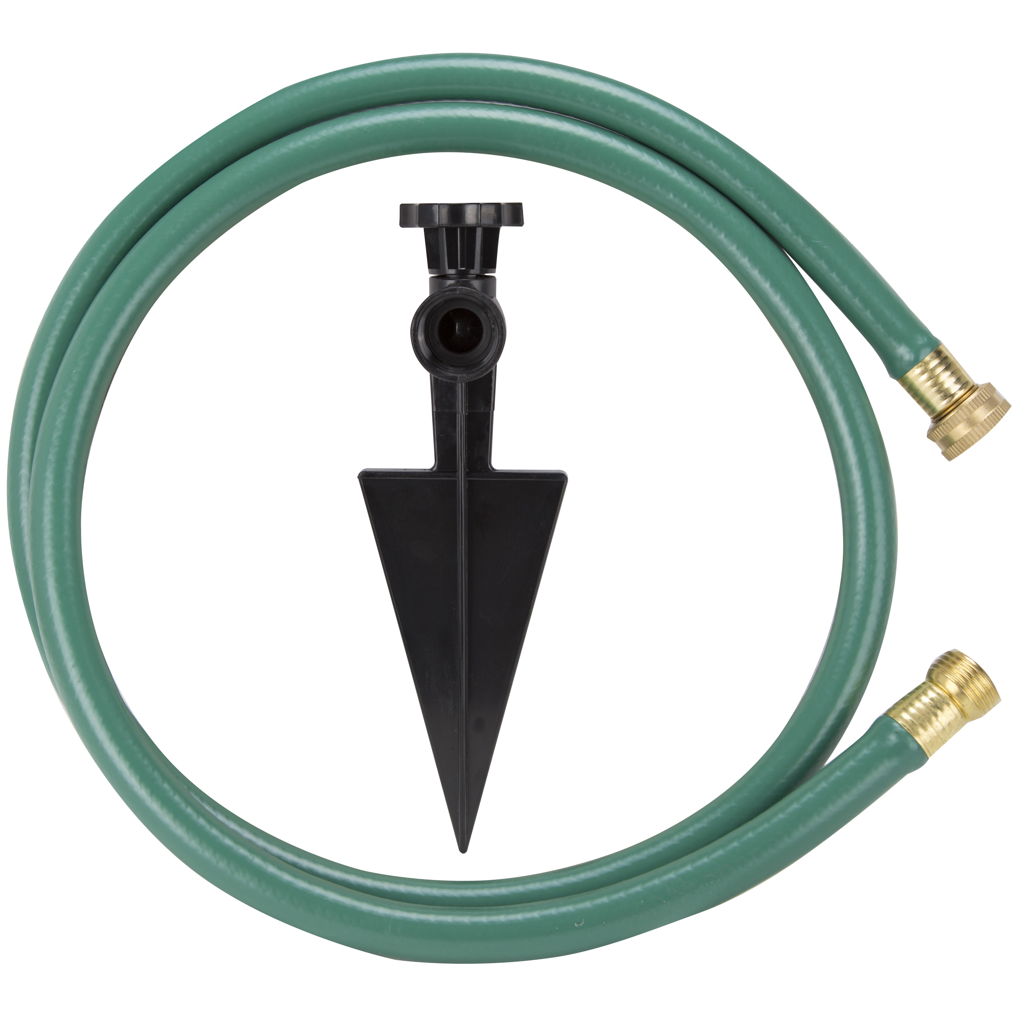 Picture of Landscapers Select 6GHWF Garden Hose Extender, 6 ft L, Female x Male, PVC, Green