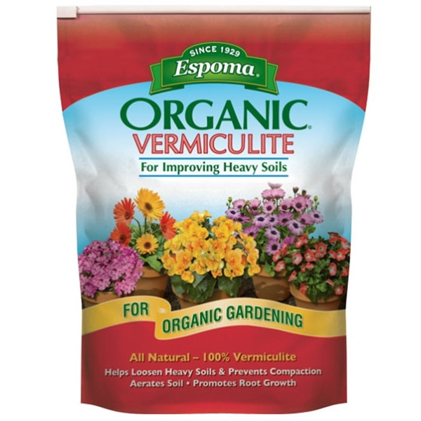 Picture of ESPOMA VM8 Vermiculite Soil, 8 qt Package, Bag