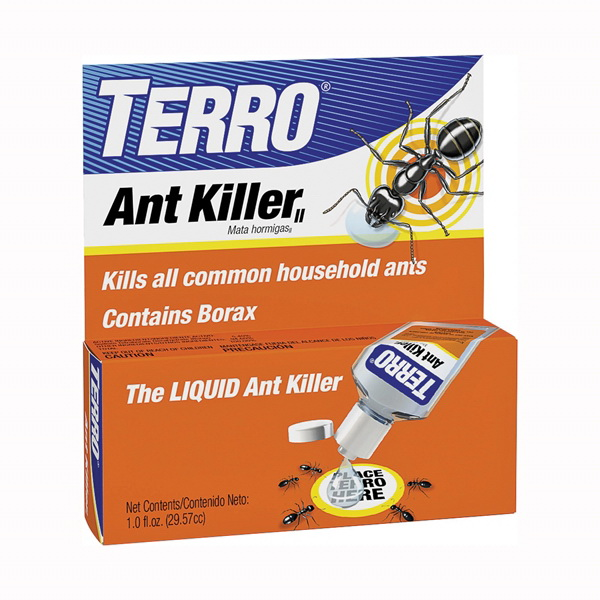 Picture of TERRO T100-12 Ant Killer, Liquid, Sweet, 1 oz Package