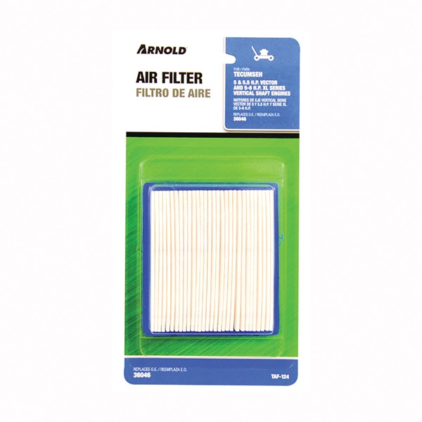 Picture of ARNOLD TAF-124 Replacement Air Filter, Paper Filter Media
