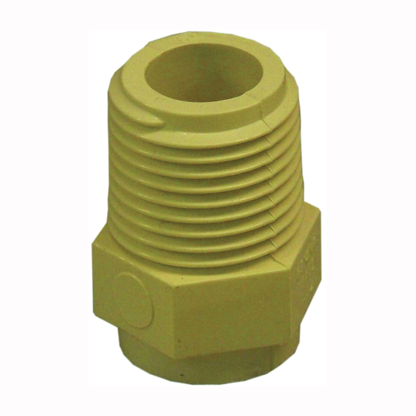 Picture of GENOVA 500 50405 Male Adapter, 1/2 in, MIP x Slip, CPVC, 100 psi Pressure