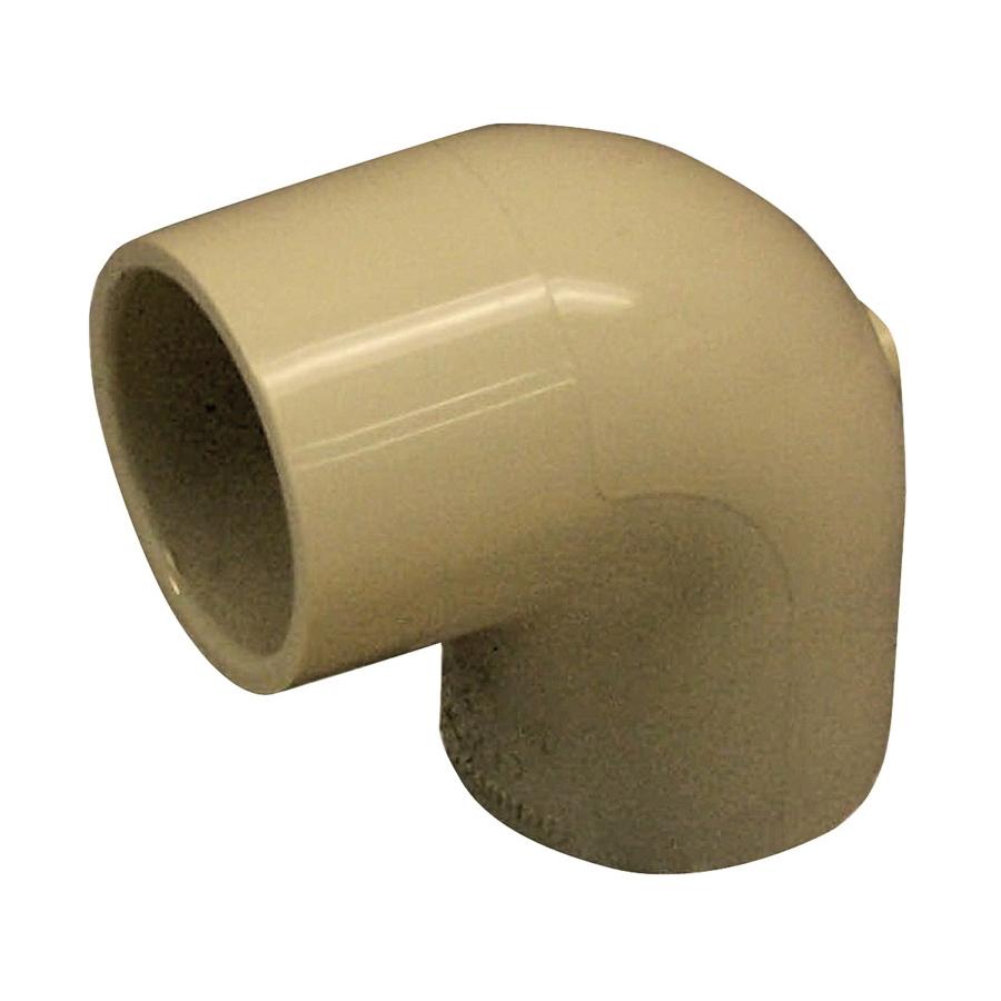 Picture of GENOVA 500 50707 Slip Elbow, 3/4 in, Slip-Joint x Slip, 90 deg Angle, CPVC, 400 psi Pressure
