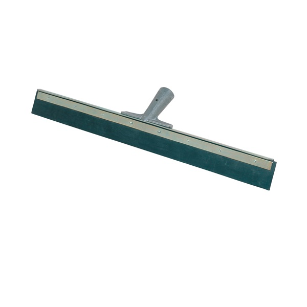 Picture of Professional Unger AquaDozer 91013 Floor Squeegee, 24 in Blade, EPDM Rubber Blade, Black