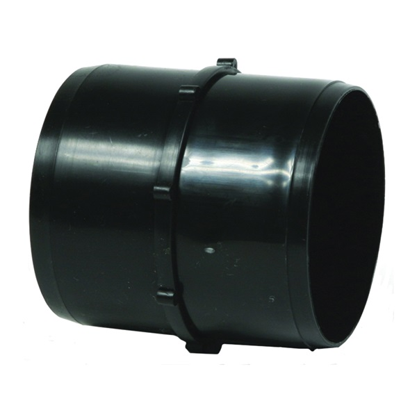 Picture of CAMCO 39203 RV Internal Hose Coupler, 2 in ID, Slip Joint, 50 psi Pressure, ABS, Black