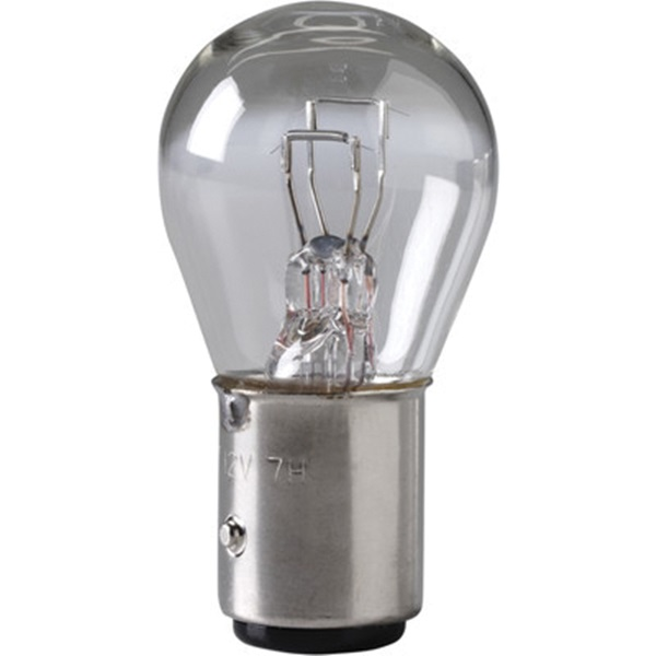 Picture of EIKO 1157-BP Lamp, 12.8/14 V, S8 Lamp, Double Contact Base