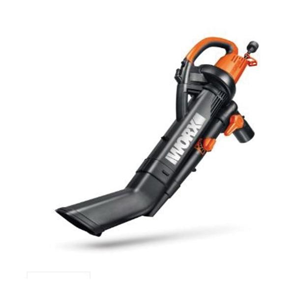 Picture of WORX WG505 Leaf Blower, 12 A, 120 V, 350 cfm Air