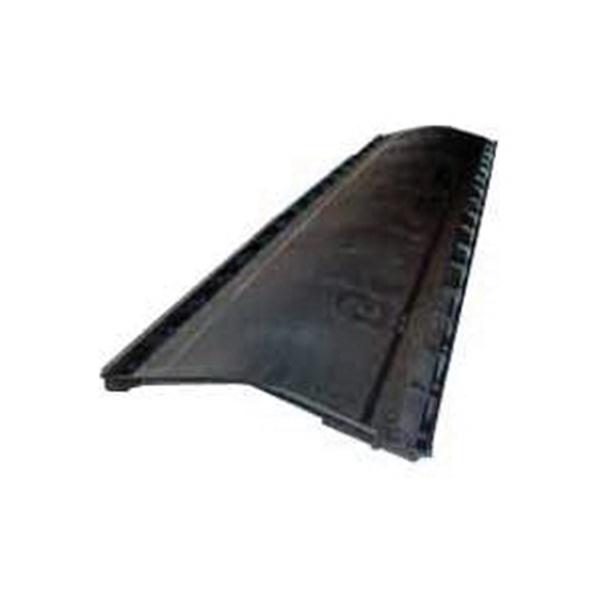 Picture of LOMANCO Omni LOR94 Ridge Vent, 4 ft L, 9 in W, Black